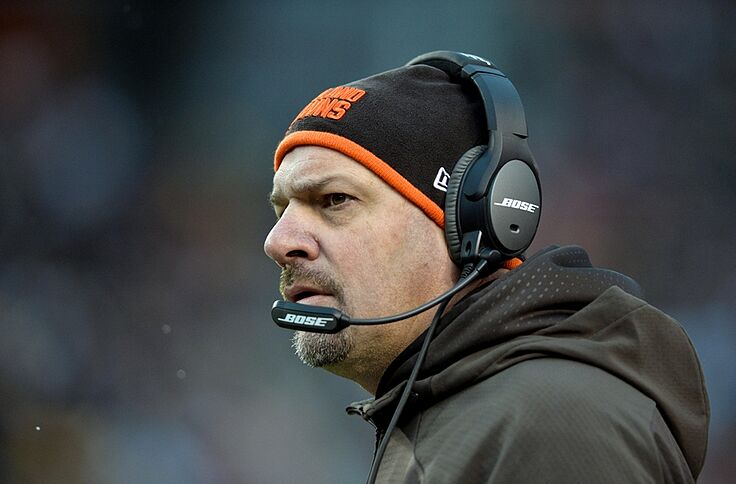 Gone Viral Cleveland Browns Mike Pettine Tribe Video