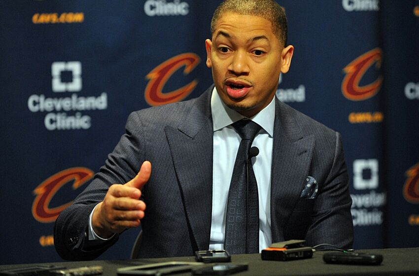 Cleveland Cavaliers  Tyronn Lue Should Not Coach All-Stars 143f01757