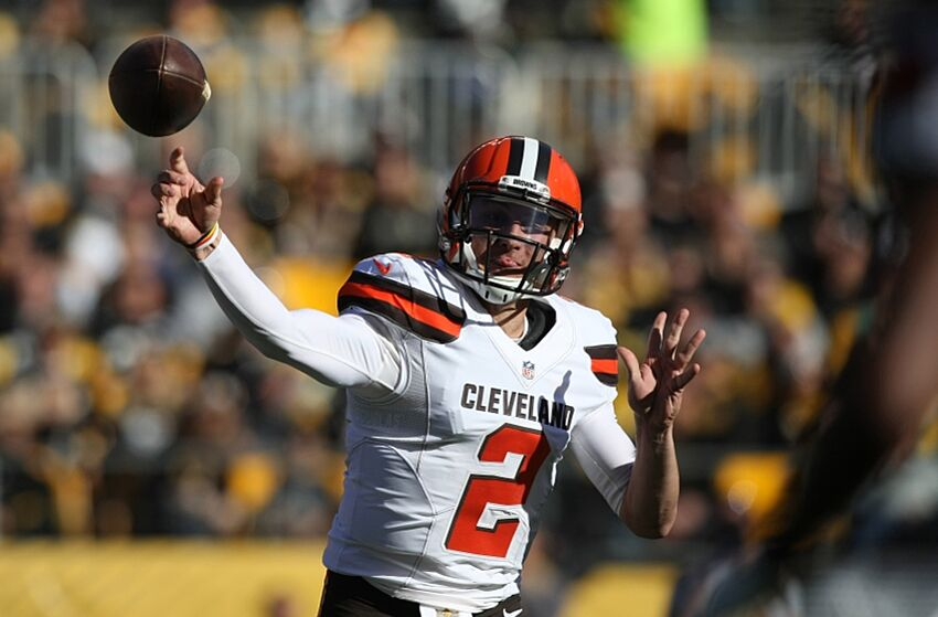 591171742 Cleveland Browns  Johnny Manziel Is Getting Cut In March