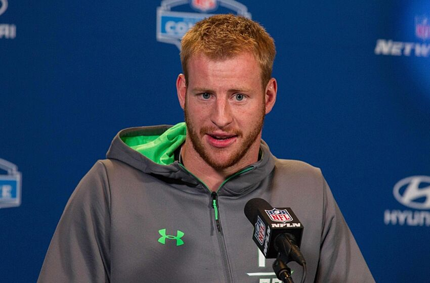 7728ccf76 2016 NFL Draft  Carson Wentz Clear Option For Browns