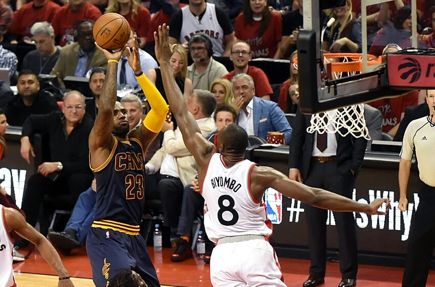 9f890aecdcb6 LeBron James Will Shoot More In Game 4 Against Toronto