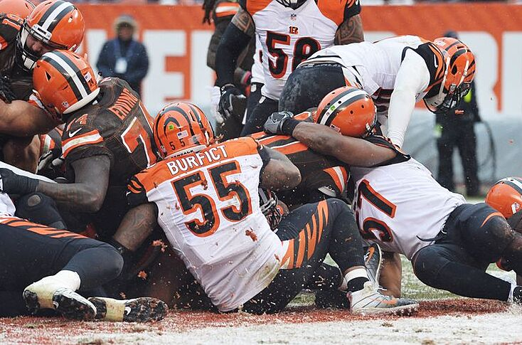 Cleveland Browns: 365 Days Since Their Last Win And