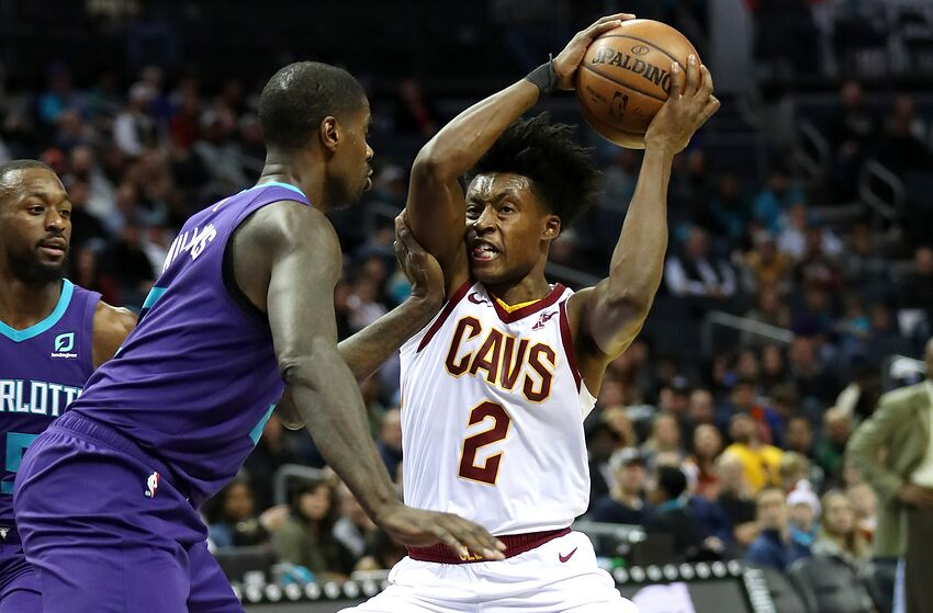 1215a3db104 Cleveland Cavaliers  On whether Collin Sexton has superstar potential