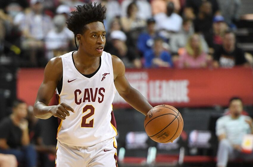 9348adda327d Cleveland Cavaliers Collin Sexton (Photo by Ethan Miller Getty Images)