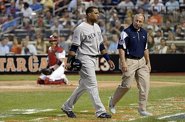 0ee0117ddfb Robinson Cano Leaves All-Star Game After Being Hit By Pitch