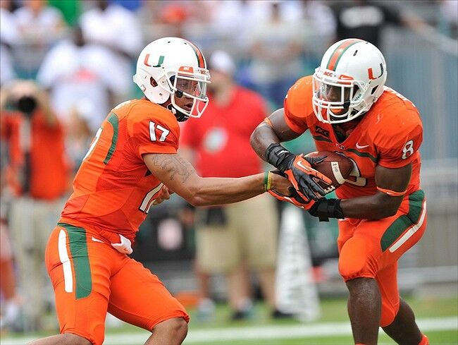 Florida Vs Miami Final Score Hurricanes Upset Gators 21 16