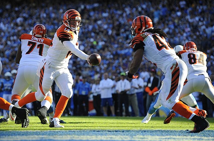 Bengals at Chargers final score  Cinci gets the win 14822e017