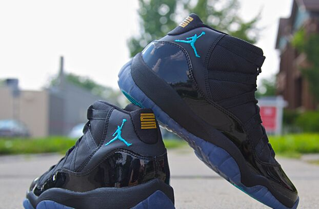 2b4fc00490af23 Fight breaks out in store for new Air Jordan 11 Gamma Blues (Video)
