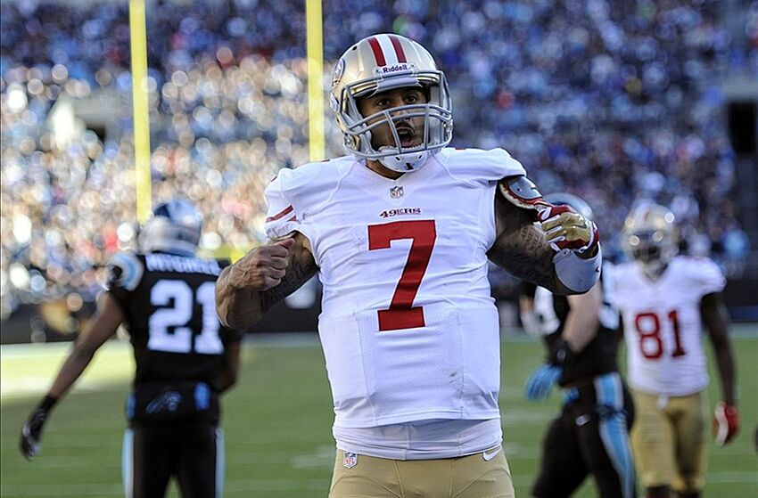 4d6347a8745 Panthers vs. 49ers final score  San Francisco clinches NFC ...