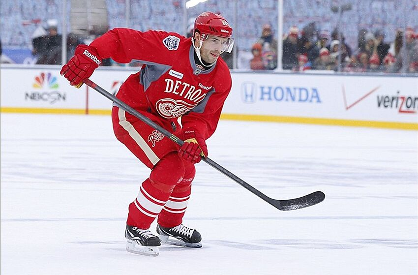 9f27fa9460c Detroit Red Wings C Pavel Datsyuk Hoping to Make Return on Thursday Against  the Florida Panthers