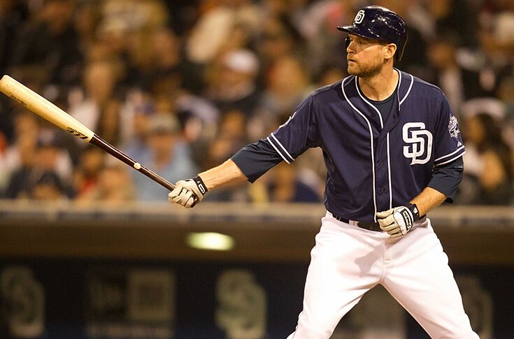 hot sale online 77e58 bd27f MLB Rumors: San Diego Padres could shop Chase Headley?