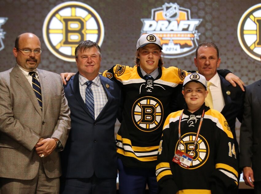 Image result for bruins draft david pastrnak