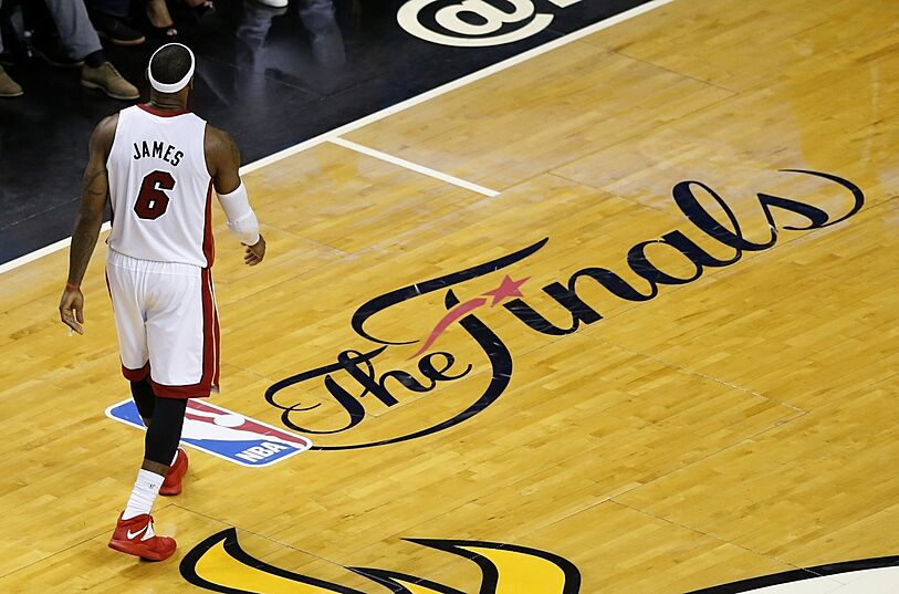 NBA Finals 2014: Full TV schedule for Spurs vs  Heat