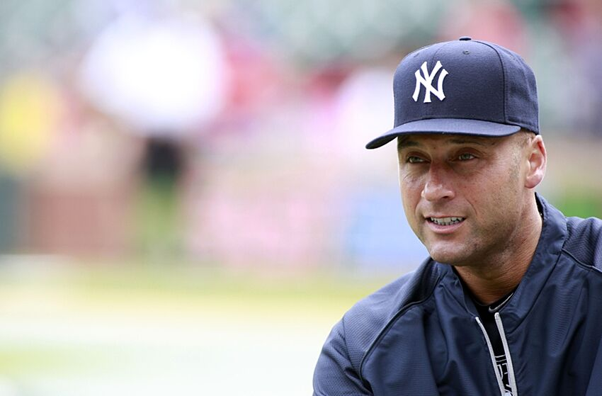 New York Yankees to wear special patch for Derek Jeter on hat d63540315ff