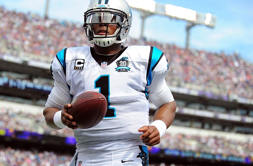 058255e75 Ron Rivera  Panthers want to  unleash  Cam Newton