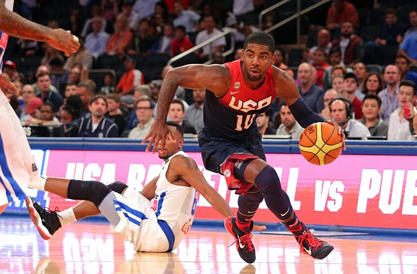 80381870bfe7 FIBA World Cup  Cleveland Cavaliers  Kyrie Irving named MVP