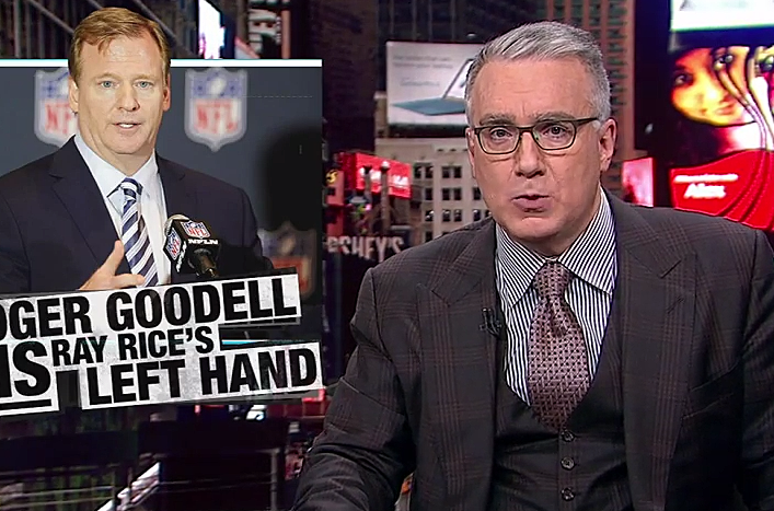 78c8ec2c Keith Olbermann blasts Ray Rice, Roger Goodell, Ravens (Video)