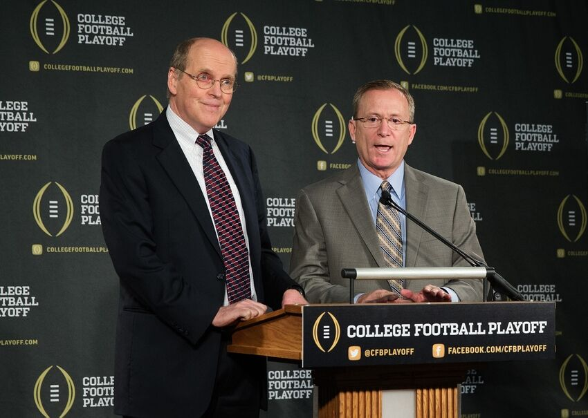 Jeff Long Fans Will Be Please With First College Football Playoff
