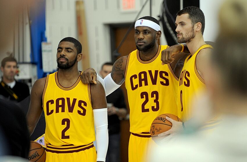 a15b529983ce The Cleveland Cavaliers revealed their new alternate jerseys. Mandatory  Credit  Ken Blaze-USA