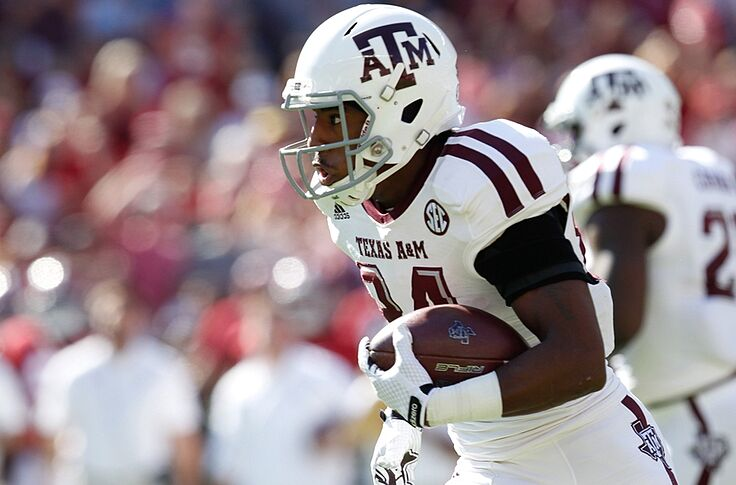 best website 3acbc 8ebfb Texas A&M To Wear 1939 Leather Throwback Uniforms (Photo)