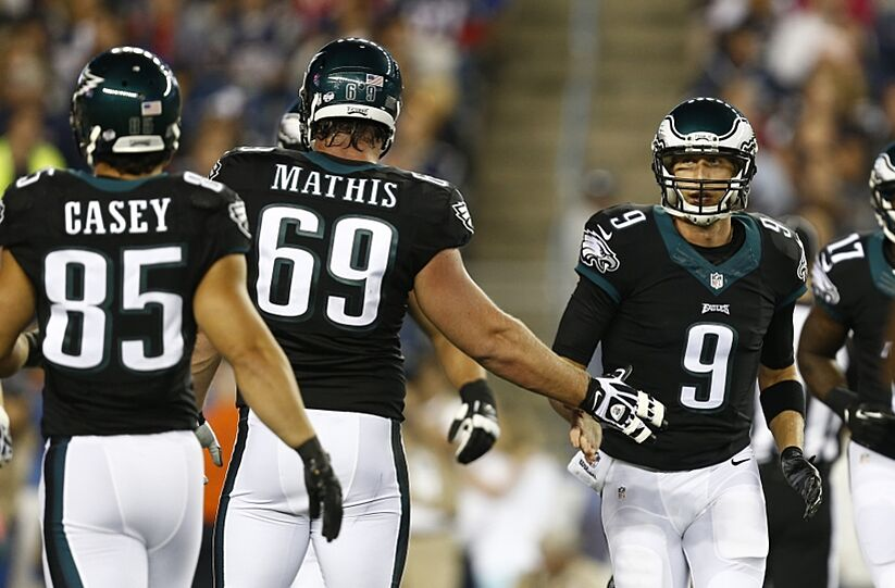 6105cc44 Philadelphia Eagles wearing all-black for first time ever