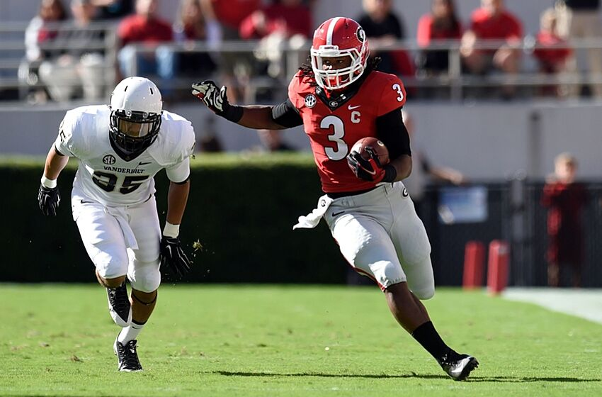 bb98d05a6 Twitter reacts to Todd Gurley memorabilia signing scandal. Mandatory  Credit  Dale Zanine-USA