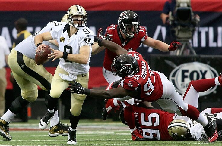 Falcons Vs Saints Preview And Predictions