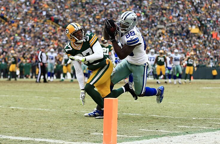 Dez Bryant Catch Former Teammate Danny Coale Can Relate