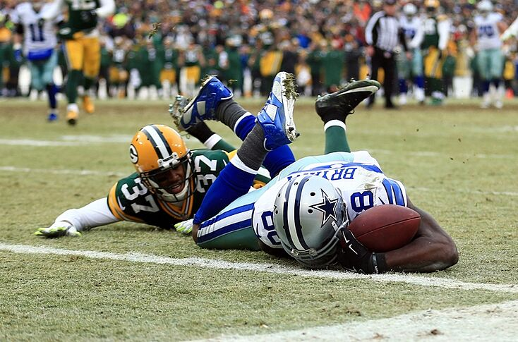 Dez Bryant Tweets About Controversial Overturned Catch