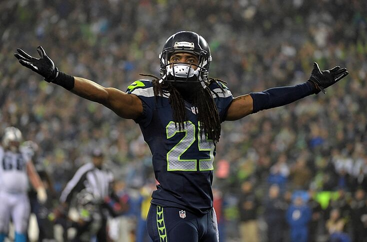 Super Bowl 49 Seahawks Richard Sherman Is Good To Go