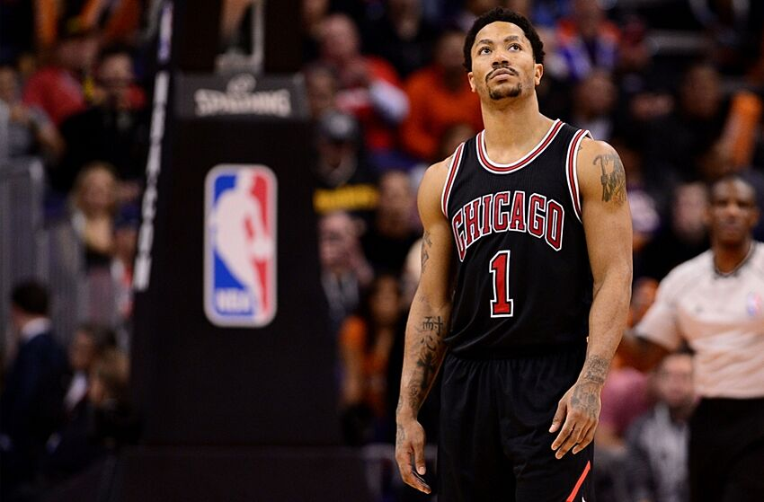 a2f7483a5ca8 Chicago Bulls  Derrick Rose optimistic about returning this season