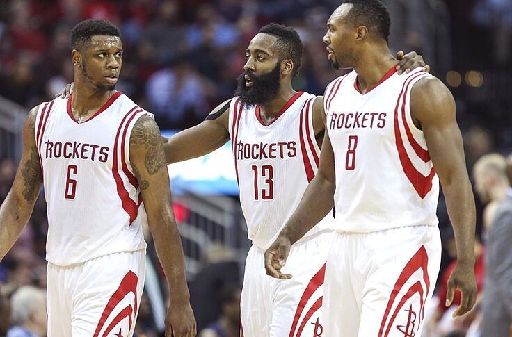 Rockets GM Daryl Morey: We can win the title