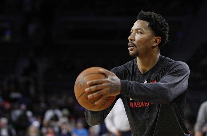6cdbed4484f Are Bulls looking to trade star PG Derrick Rose