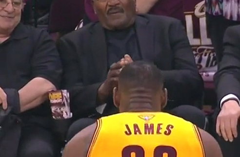 5f317c1d87b Jim Brown on LeBron James bowing   One of my favorite sports moments of all  time