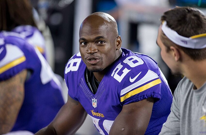 716f463fa9e5 Adrian Peterson says he s the LeBron of the NFL