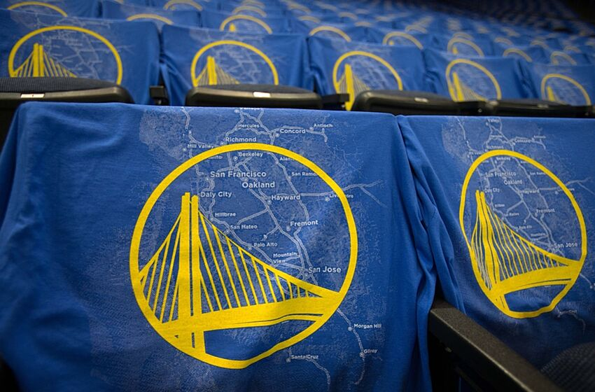 Golden State Warriors\' map to NBA Finals makes a \'W\' (Photo)