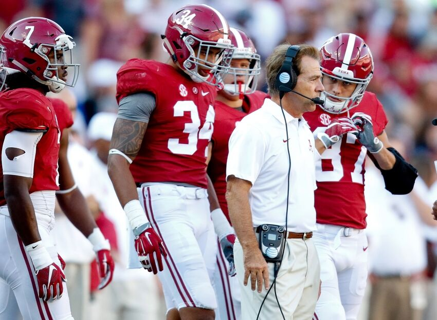 College Football Week 3 2015 Betting Odds Top 25 Opening Betting Lines