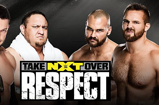 NXT Takeover: Respect results: Dawson and Wilder vs Finn