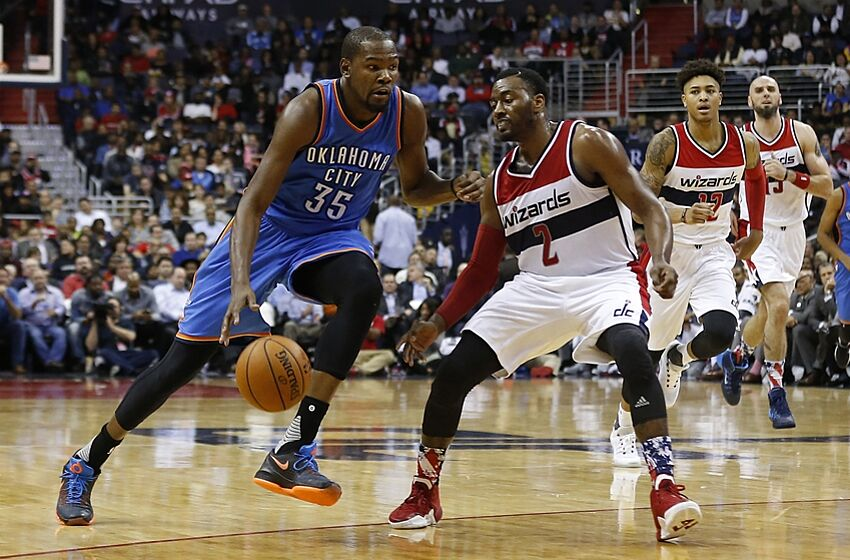 2f55a8f63453 Kevin Durant out 7-10 days with strained left hamstring injury