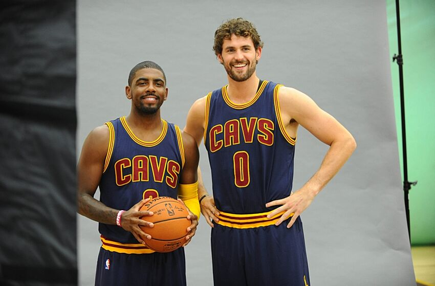 98ac3236ca21 Kyrie Irving returns as Uncle Drew to school Ray Allen