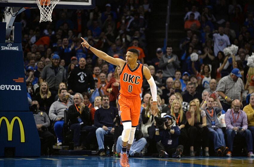BAE Index, 1/20/2016: Another night, another Russell Westbrook jam