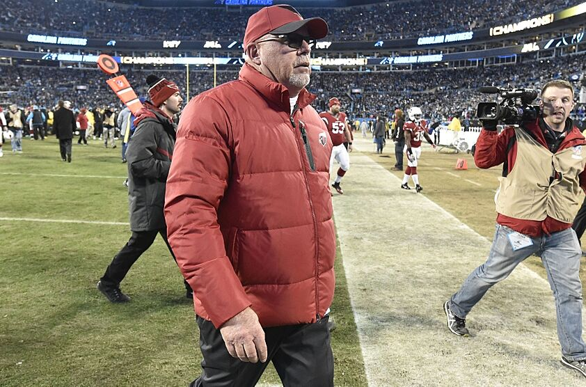 0800c7eb Bruce Arians: Parents that don't let kids play football are 'fools'