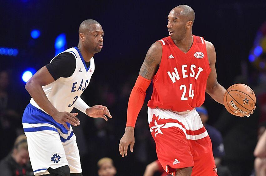 Dwyane Wade jokingly interrupts Kobe Bryant presser (video) 0873372f8