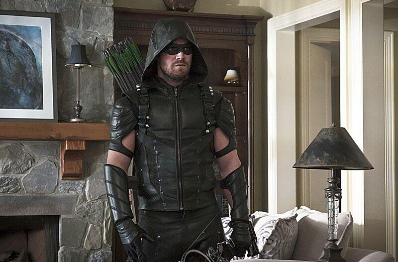 Arrow season 5, episode 1 synopsis: Legacy