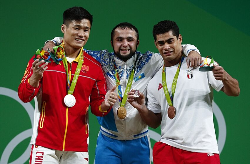 Olympics weightlifting 2016 results: August 10