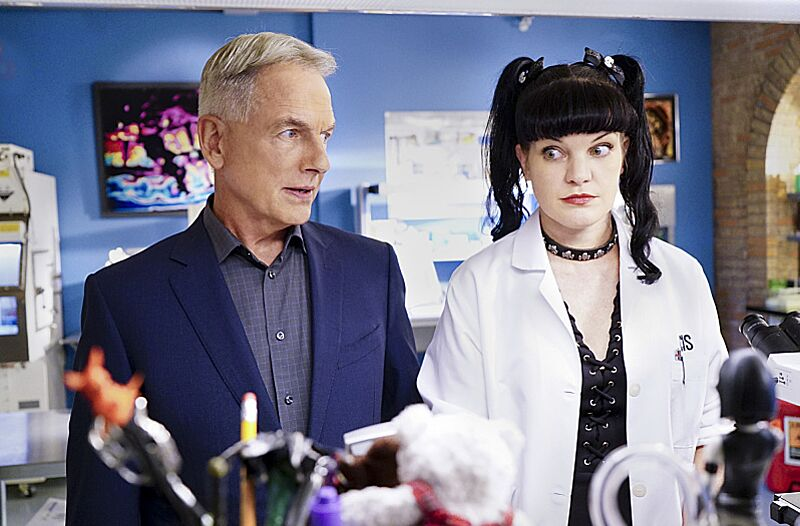privileged information when the ncis team investigates a marine sergeants tragic fall from a building her doctor grace confalone laura san giacomo