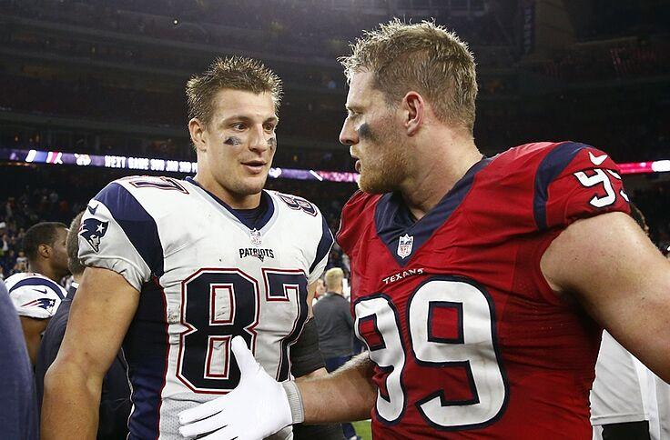 hot sale online d356d 4a839 NFL Week 3: What do Texans, Patriots Color Rush uniforms ...