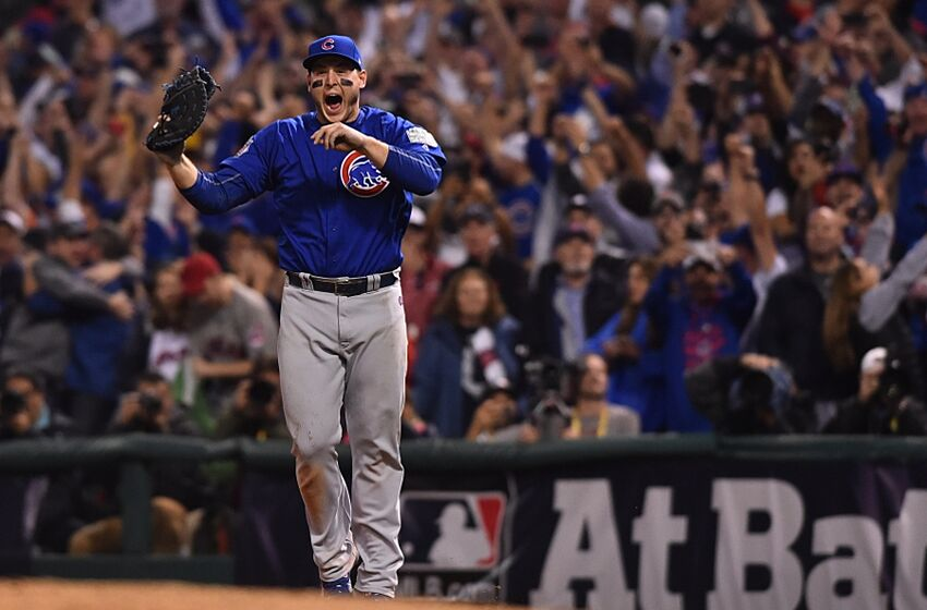 c651ea9a52c Cubs 2016 World Series Champions t-shirts and hats (Photo)