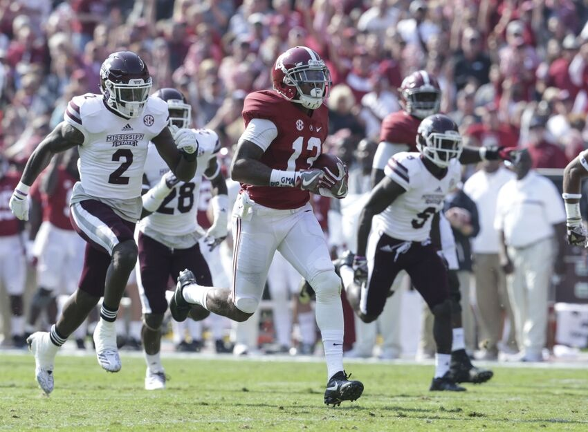 Alabama Vs Mississippi State Highlights Score And Recap