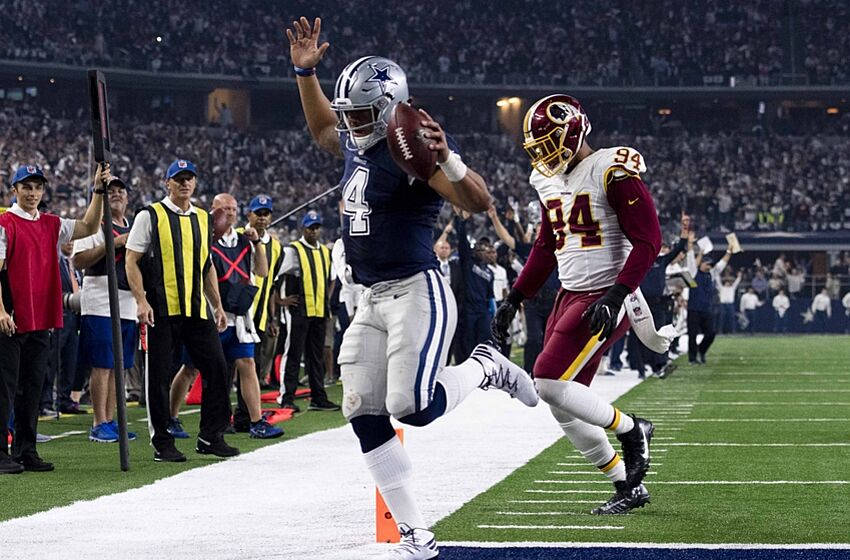 Redskins At Cowboys Highlights Score And Recap